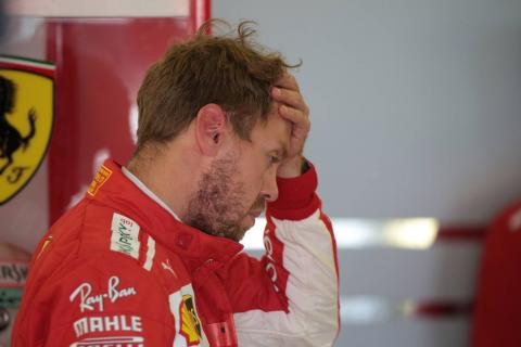 Vettel 'not worried' about neck pain hurting British GP charge