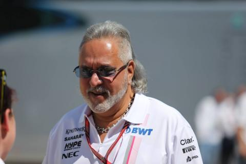 Mallya 'tired' of doubts over Force India's future