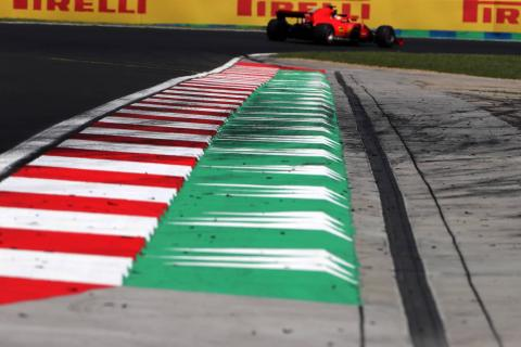 F1 Hungarian GP - Free Practice 2 Results