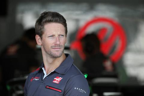 Grosjean nearly gave up motorsport to become a chef