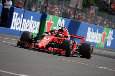 Qualifying Analysis: How Kimi rolled back the years at Monza