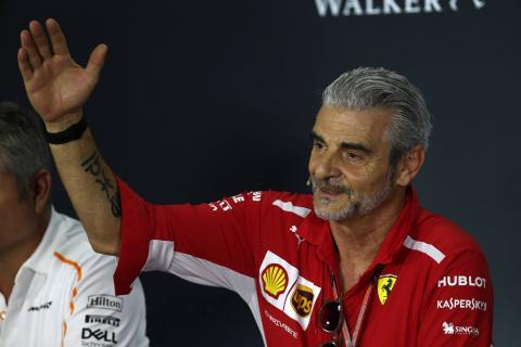 Arrivabene: I will take the blame for Ferrari's mistakes