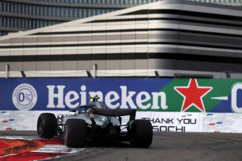 F1 Russian GP - Free Practice 3 Results