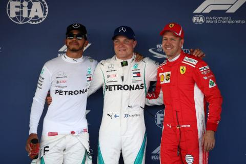 F1 Russian GP - Starting Grid