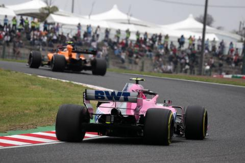 Perez: Force India has to be 'perfect' to beat McLaren
