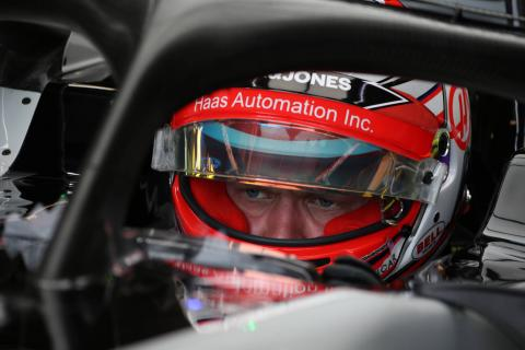 Magnussen second driver to be excluded from US GP