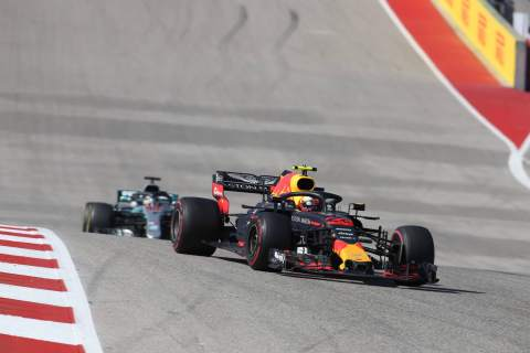 Red Bull was convinced Verstappen's tyres wouldn't last