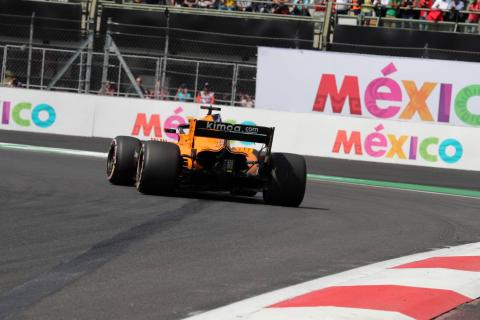 F1 Mexican GP - Free Practice 3 Results