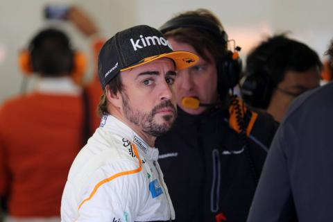 McLaren will be in a 'much better' position in 2019 – Alonso