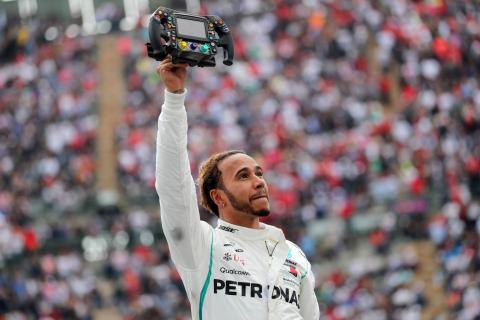 Hamilton 'very humbled' to win fifth F1 world title