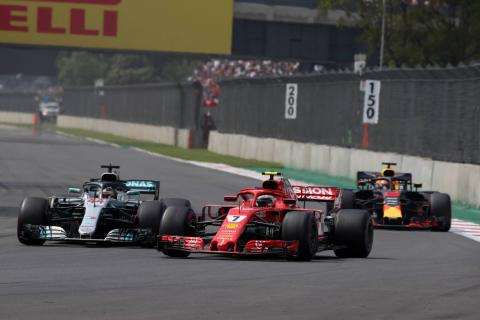 What's at stake in the F1 2018 constructors' championship?