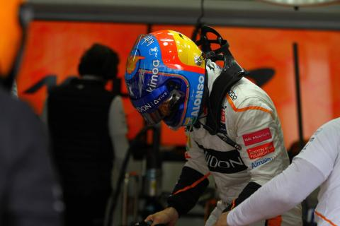 Alonso to run special McLaren livery for final F1 race