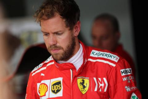 Vettel given reprimand and €25k fine for Brazil weighbridge incident