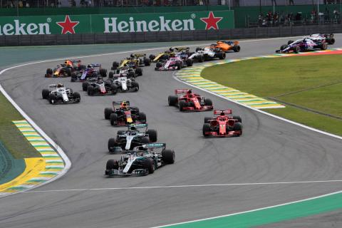 F1 confirms release date for Netflix series