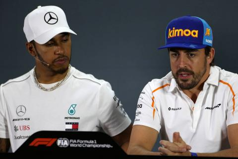 F1 Gossip: Alonso slams Hamilton for hypocrisy