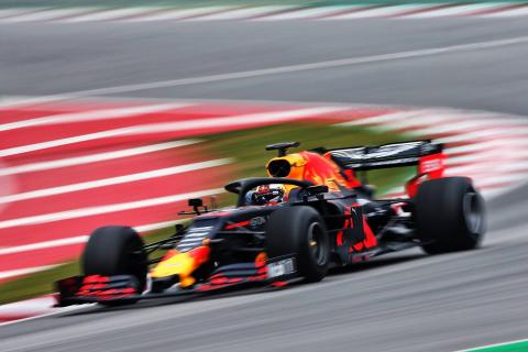 Verstappen yet to push Red Bull Honda to its limits