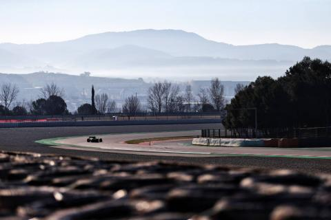 Barcelona F1 Test 2 Times - Tuesday 3pm