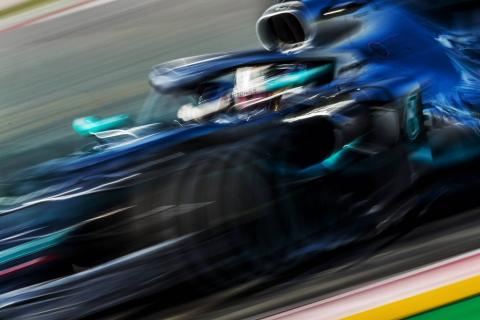 Barcelona F1 Test 2 Times - Wednesday 4pm