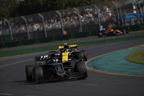 Haas drivers doubt gap to front-running F1 teams will shrink