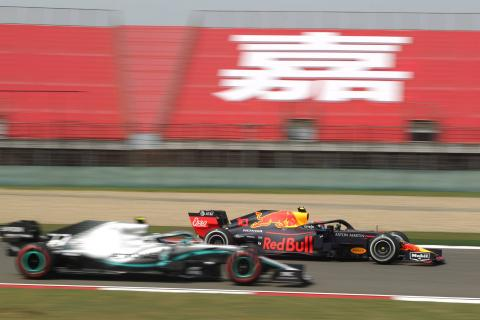 F1 Chinese Grand Prix - FP1 Results
