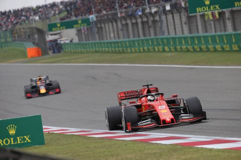 Ferrari 'the stand-out competitors' on straights - Horner
