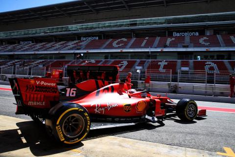 Spain F1 In-Season Test Times - Wednesday 3pm
