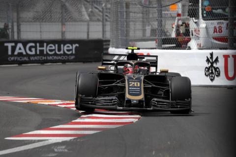 Haas 'got a little bit creative' asking FIA for black flag