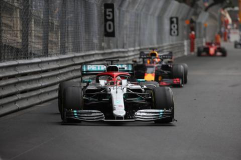 Time penalty 'fired up' Verstappen to push Hamilton