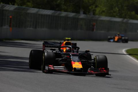 F1 Canadian Grand Prix - Qualifying Results
