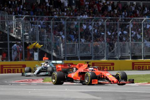 Hamilton takes controversial Canada F1 win after Vettel penalty
