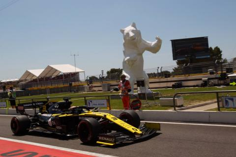 F1 French Grand Prix - Qualifying Results