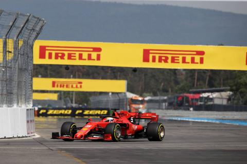 Vettel: F1 must use common sense to protect classic races