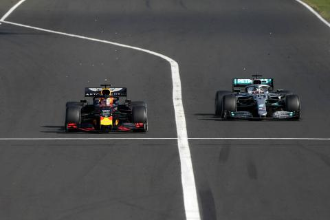 Red Bull catching up with Mercedes – Hamilton