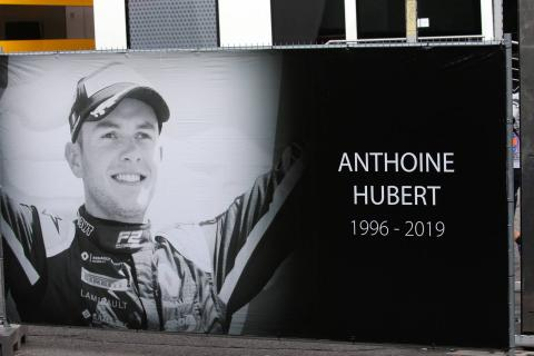 FIA gives update on investigation into fatal Hubert crash