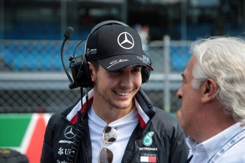 Mercedes confirms plan to phase Ocon out