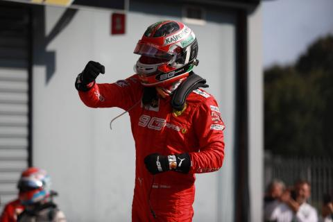 F1 Race Analysis: How Leclerc defeated Mercedes single-handedly
