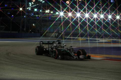 "Hamilton looking for ""special"" Singapore lap repeat"