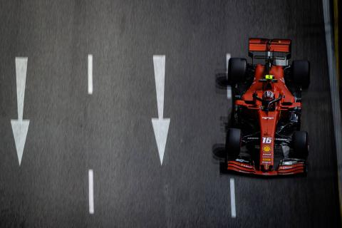 F1 Singapore GP LIVE: Leclerc goes for third straight win