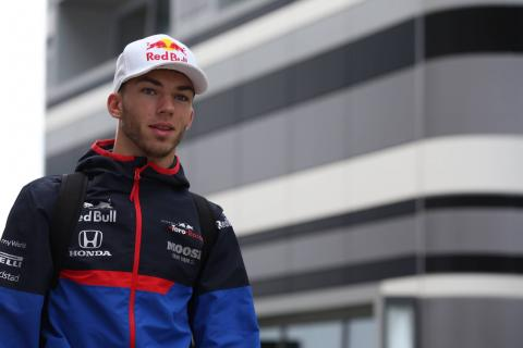 How Toro Rosso's Italian family spirit can give Gasly stability