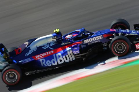 F1 Gossip: Toro Rosso name change approved for 2020?