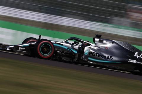 Hamilton frustrated by Mercedes strategy