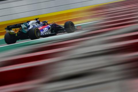 Formula 1 Mexican Grand Prix - Free Practice 2 Results