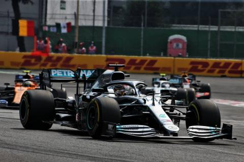 Hamilton perfects one-stop strategy for Mexico F1 victory