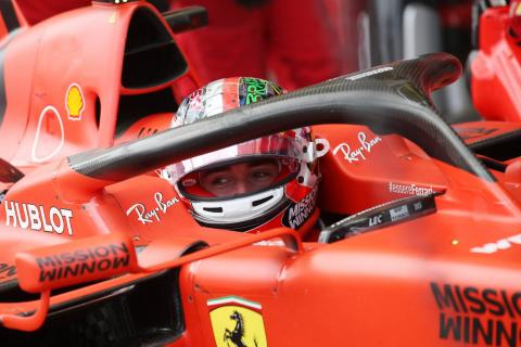 """Leclerc angered by """"big mistake"""" in Brazilian GP qualifying"""