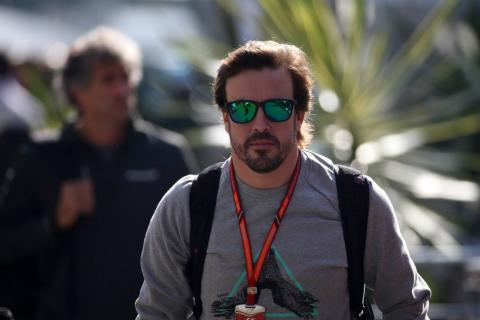 Alonso not looking to make up the numbers on Daytona debut