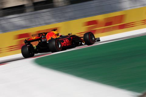 Mexican Grand Prix - Free practice results (2)
