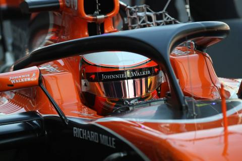 Say Halo to a new-look F1 in 2018