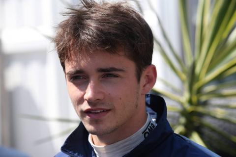 Leclerc: 2018 Ferrari engine big boost for Alfa Romeo Sauber