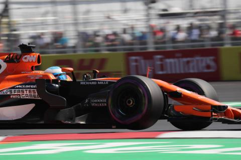 Alonso: McLaren 'surprisingly competitive' ahead of Mexican GP 'sacrifice'