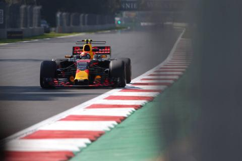 Mexican Grand Prix - Race results